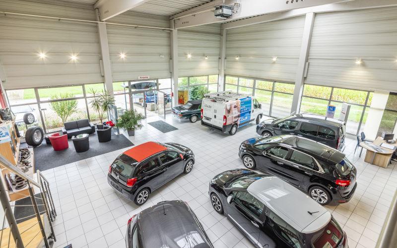 Kontakt Startseite - Truckcenter Issler - Rheinfelden